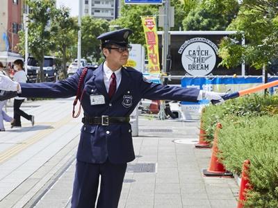 株式会社東警サービス/【未経験者歓迎!茨木市彩都】常駐警備スタッフ