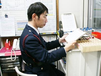 株式会社東警サービス/【巡回・出入管理など】簡単な作業◎プライベートも充実!年齢不問◎