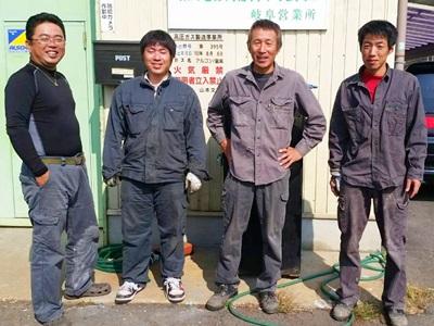 黒滝設備株式会社/【モノづくりスタッフ】 活躍中の社員は100%未経験スタート!