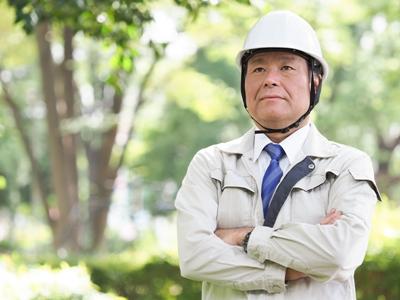 株式会社夢真 技術人材部/【施工管理】中高年が活躍中!※月給65万〜100万円